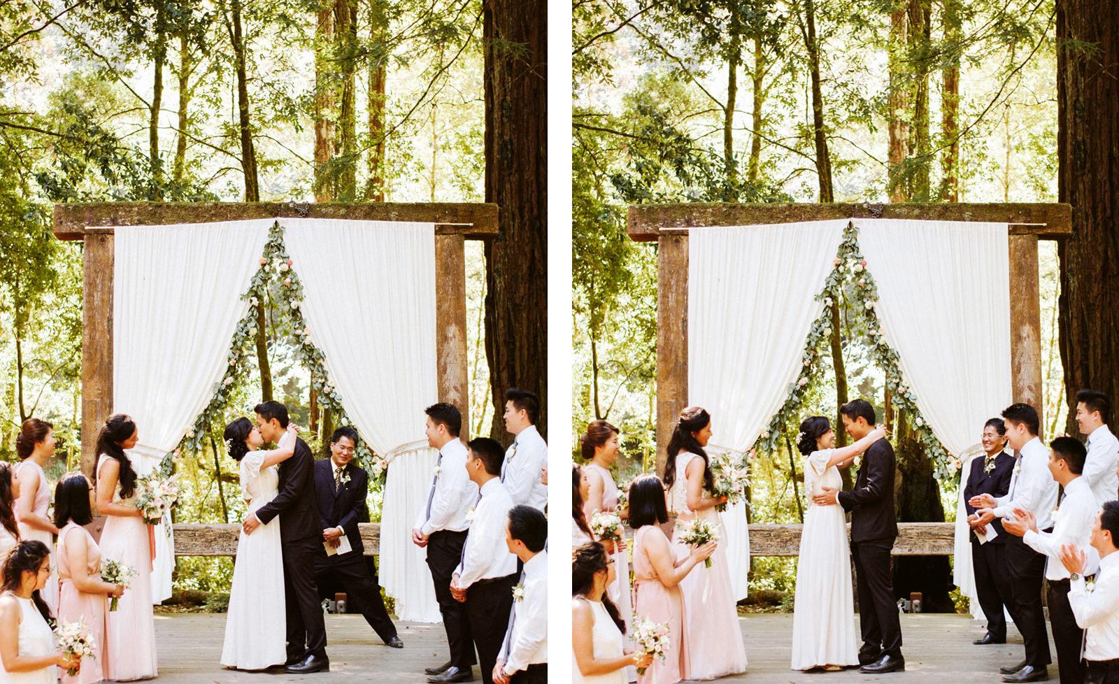 kimclay-blog-046 REDWOOD FOREST WEDDING