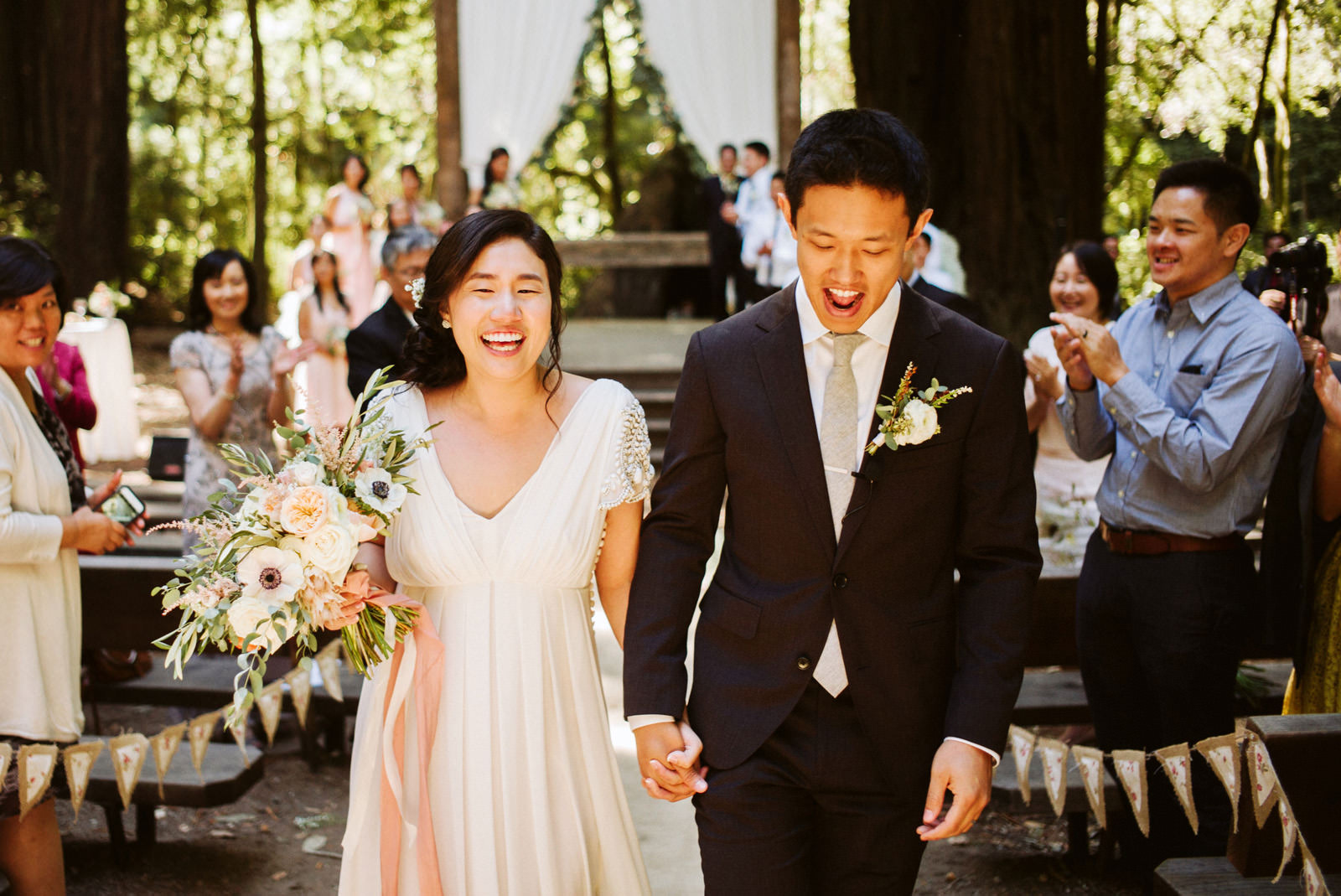 kimclay-blog-048 REDWOOD FOREST WEDDING