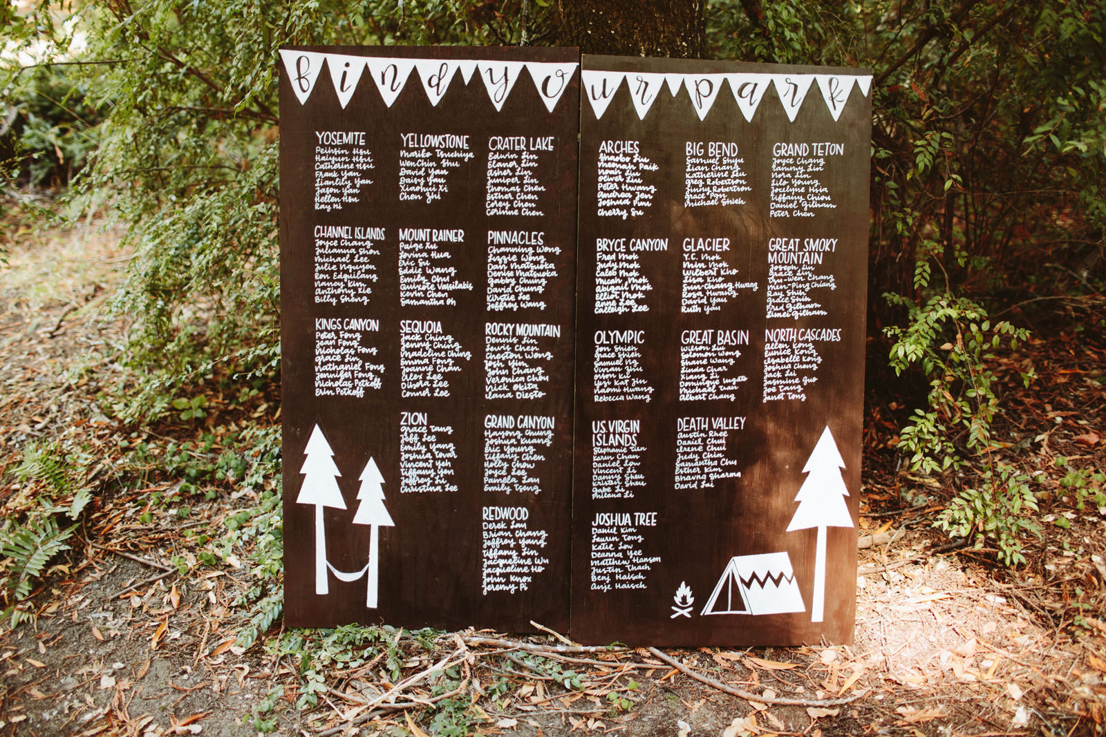 kimclay-blog-053 REDWOOD FOREST WEDDING