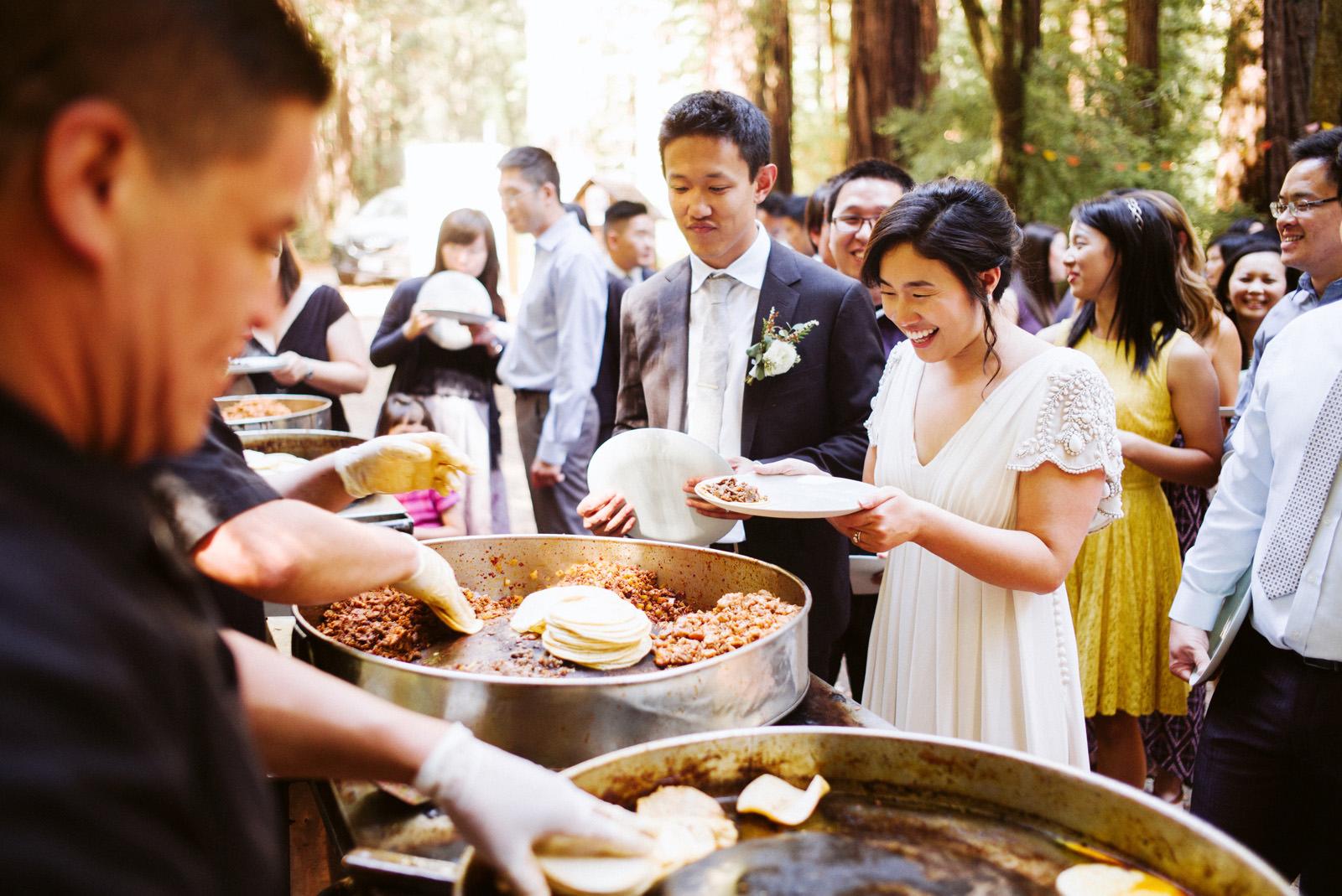 kimclay-blog-065 REDWOOD FOREST WEDDING