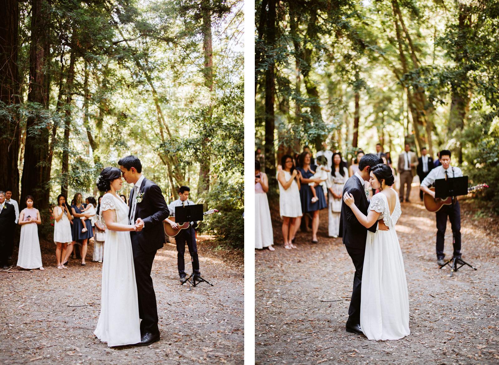 kimclay-blog-074 REDWOOD FOREST WEDDING
