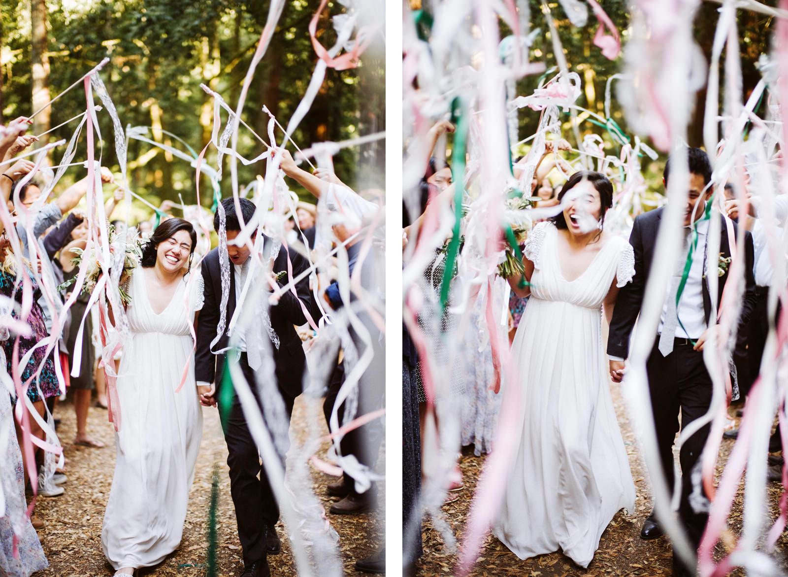 kimclay-blog-076 REDWOOD FOREST WEDDING