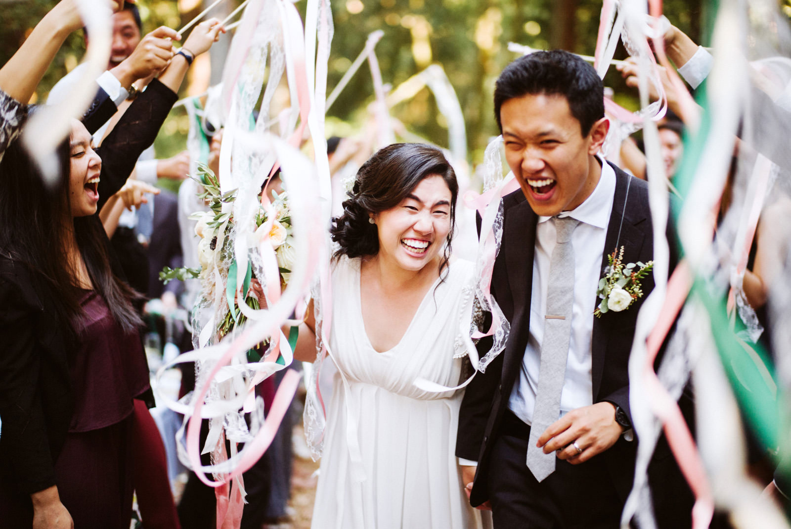 kimclay-blog-077 REDWOOD FOREST WEDDING