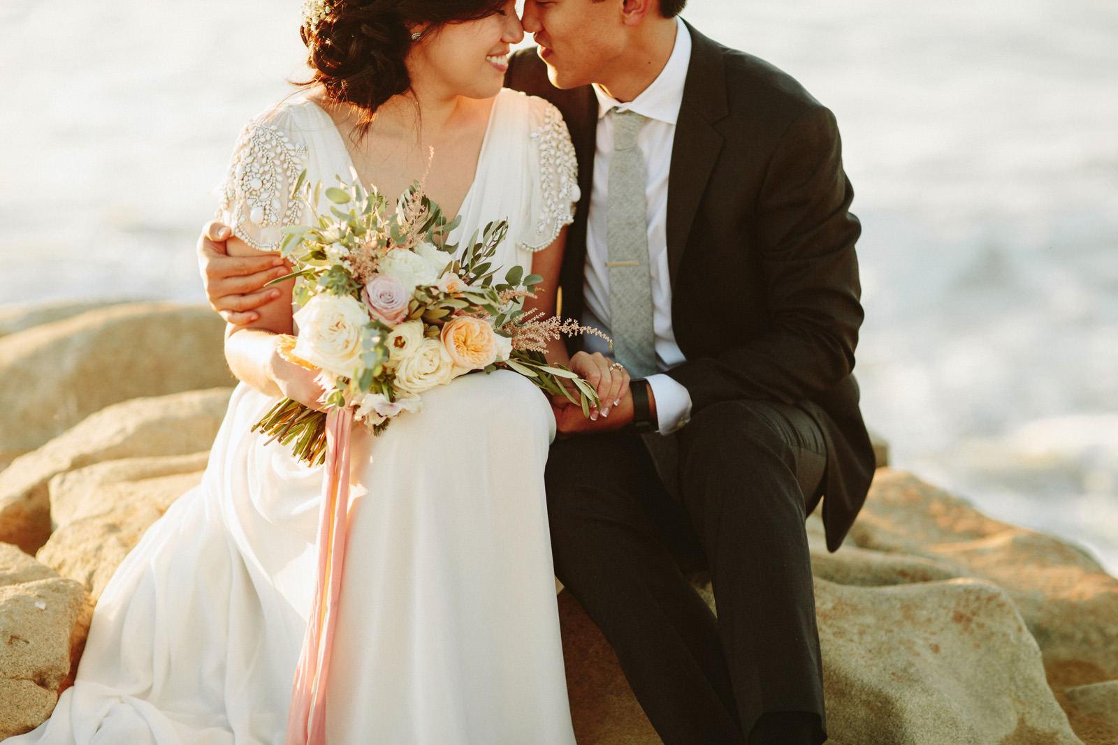 kimclay-blog-089 REDWOOD FOREST WEDDING