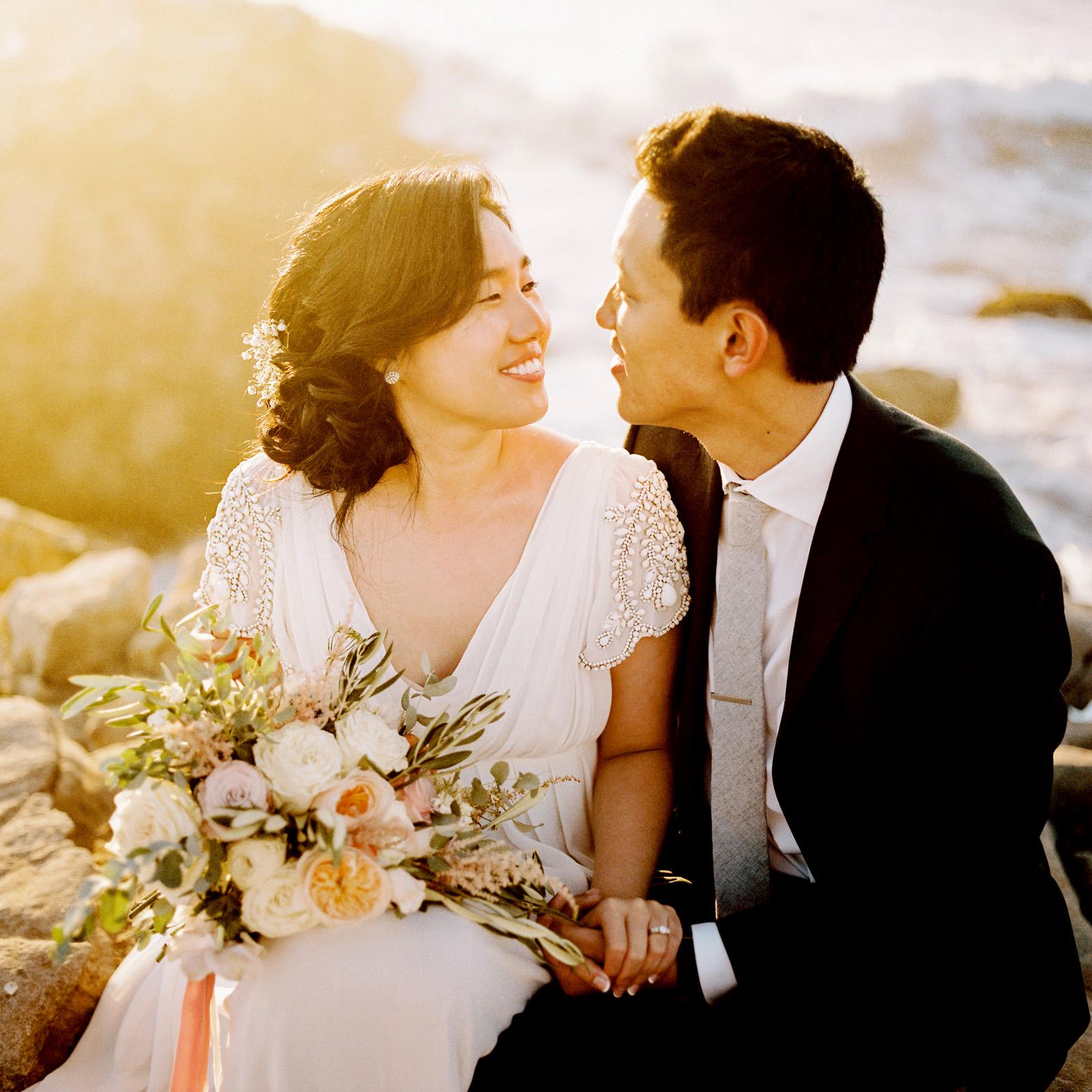 kimclay-blog-090 REDWOOD FOREST WEDDING