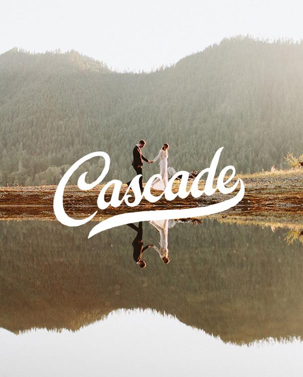 CASCADE PRESETS   Benj Haisch   Seattle Wedding Photographer