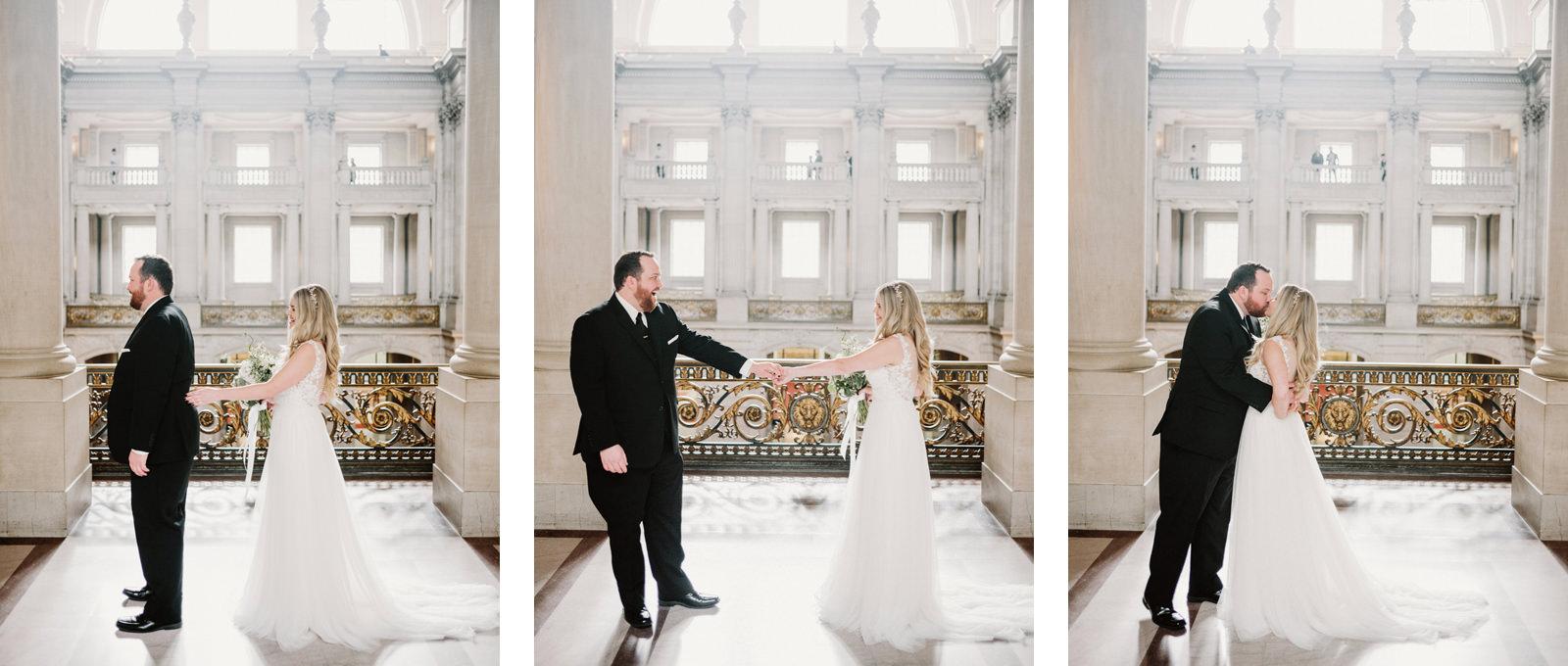 san-francisco-city-hall-elopement-05 SAN FRANCISCO CITY HALL INTIMATE WEDDING