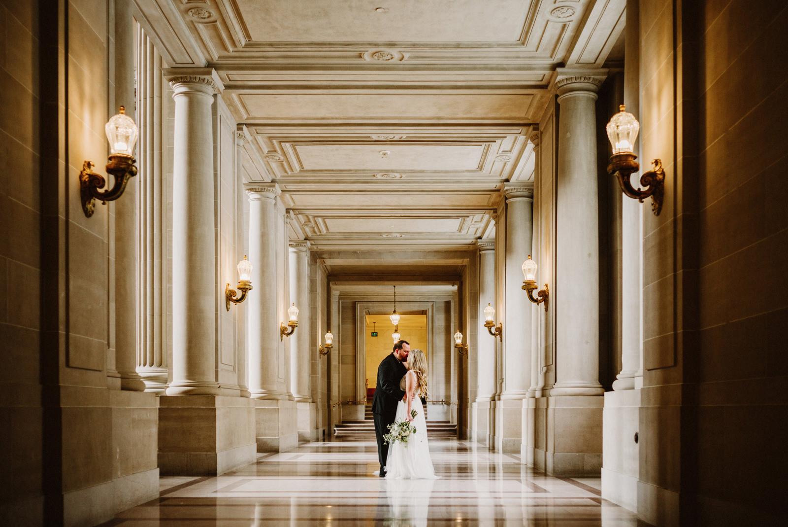 san-francisco-city-hall-elopement-06 SAN FRANCISCO CITY HALL INTIMATE WEDDING