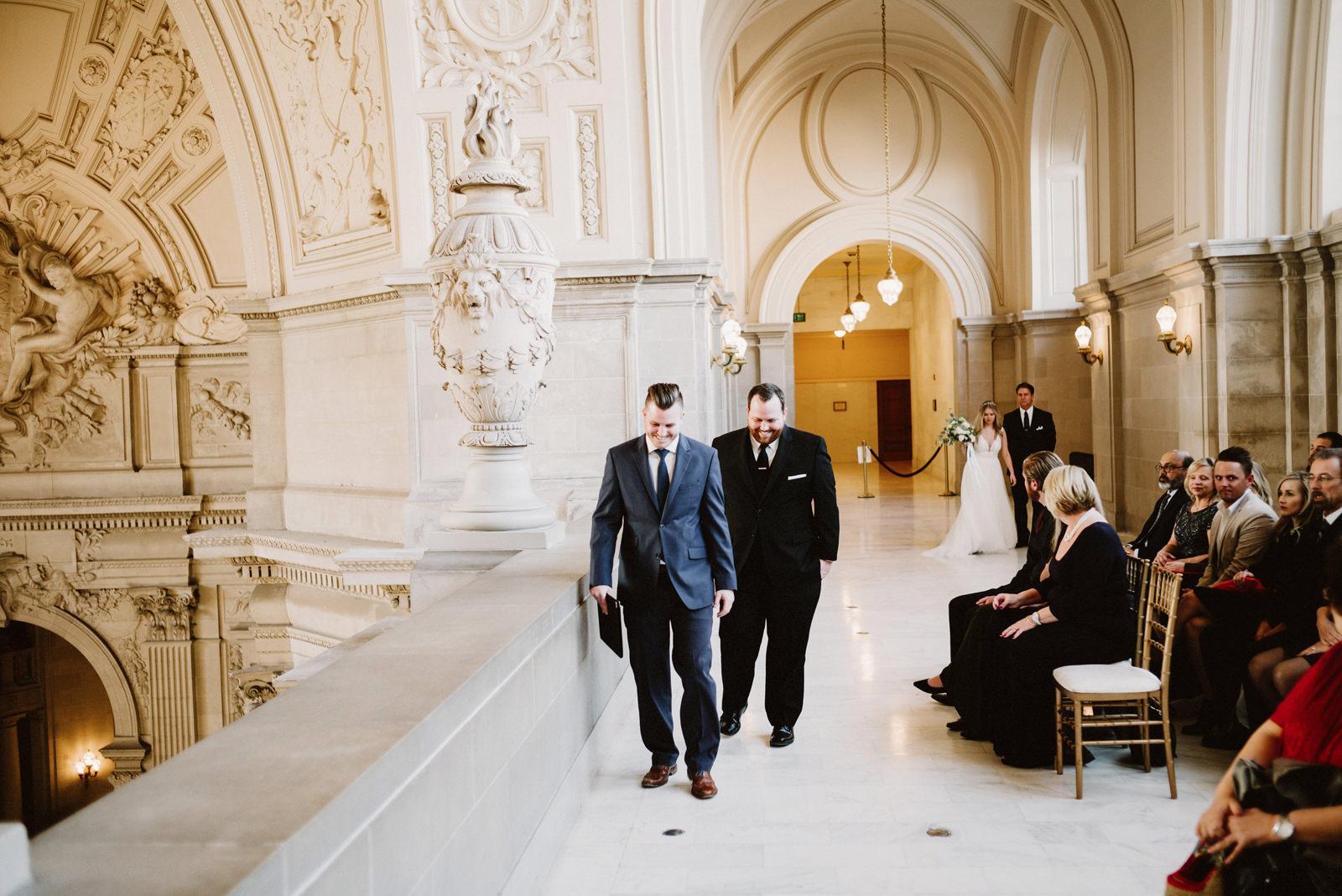 san-francisco-city-hall-elopement-09 SAN FRANCISCO CITY HALL INTIMATE WEDDING