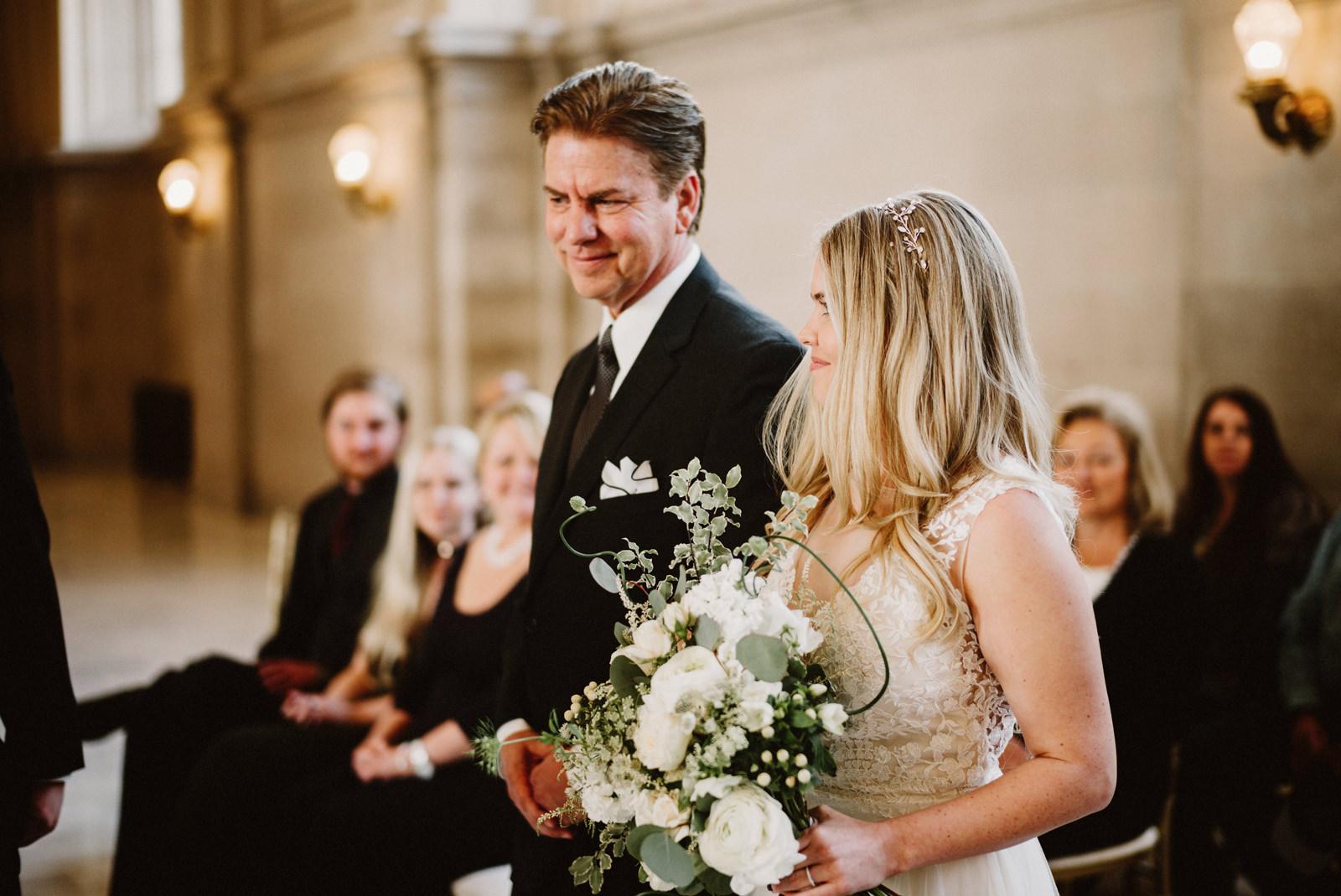 san-francisco-city-hall-elopement-13 SAN FRANCISCO CITY HALL INTIMATE WEDDING