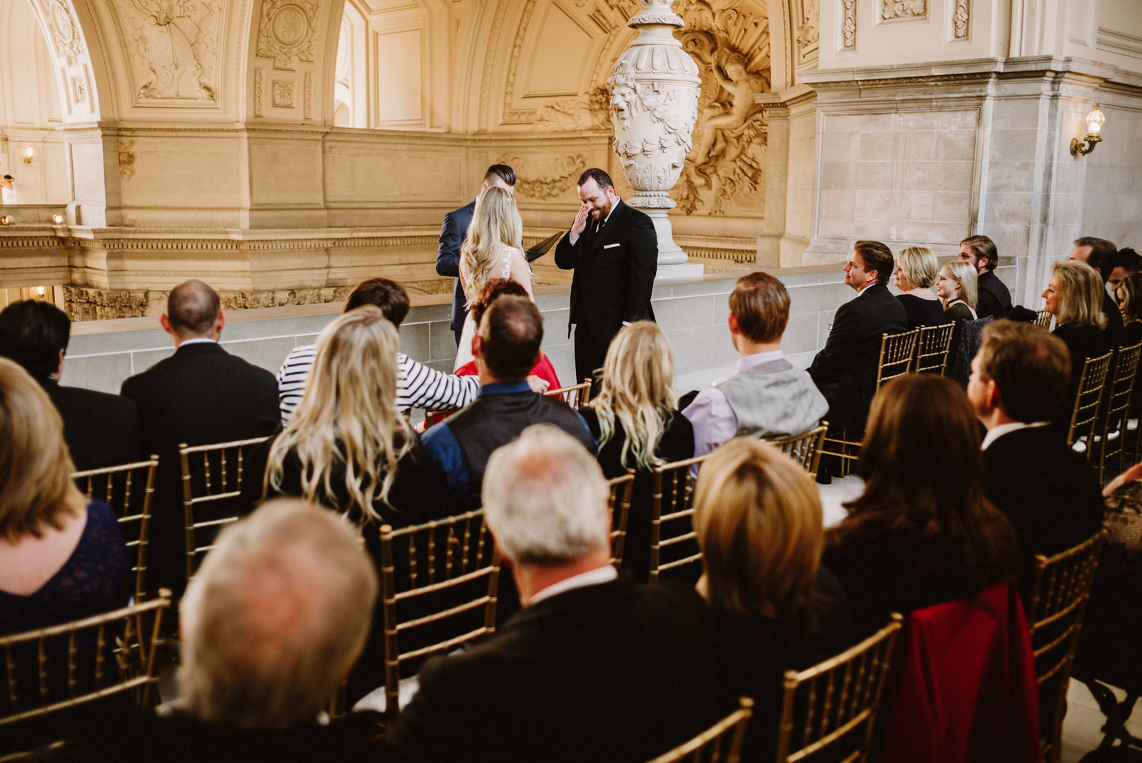 san-francisco-city-hall-elopement-15 SAN FRANCISCO CITY HALL INTIMATE WEDDING