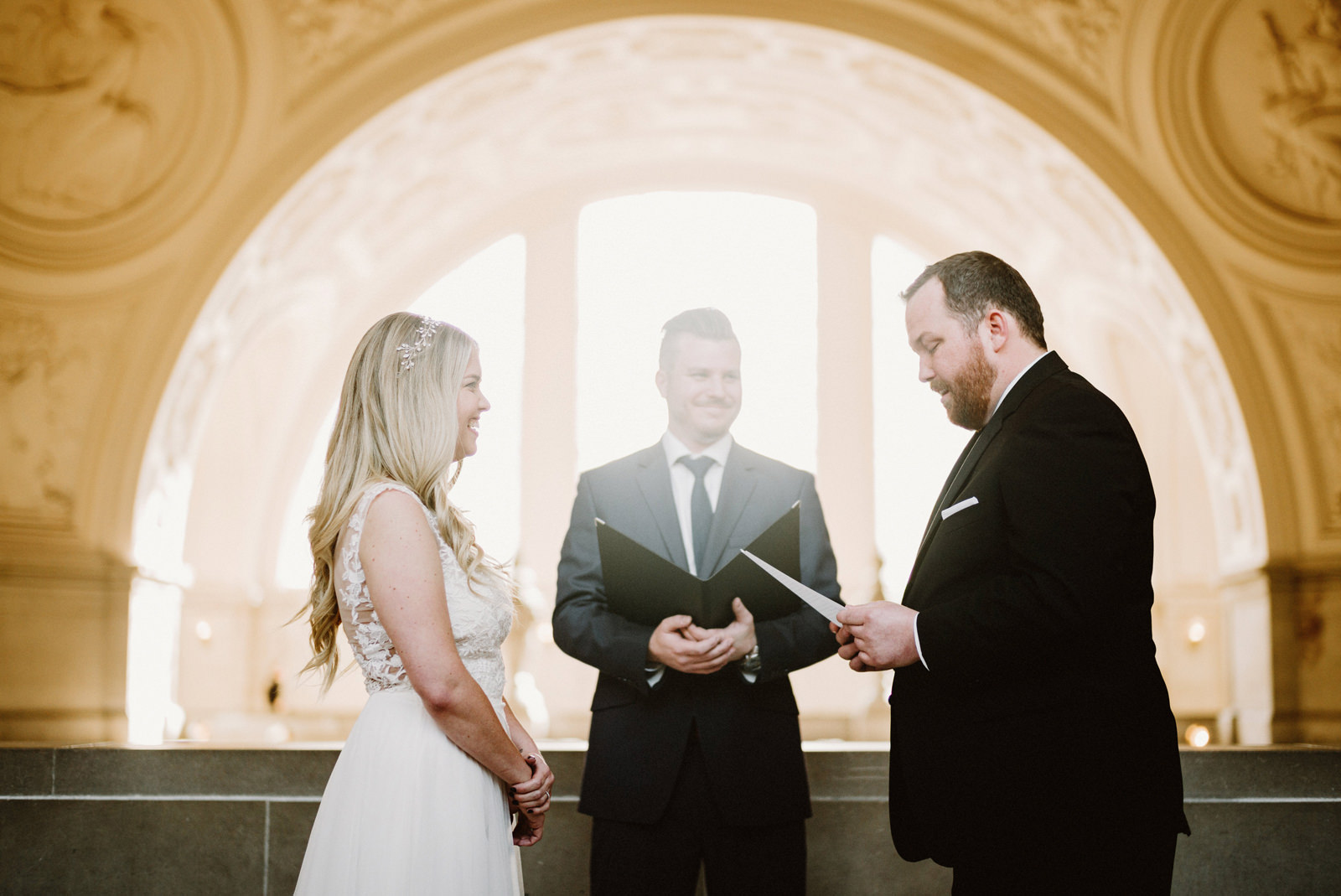 san-francisco-city-hall-elopement-18 SAN FRANCISCO CITY HALL INTIMATE WEDDING