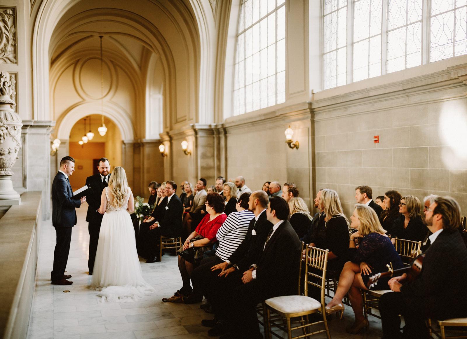 san-francisco-city-hall-elopement-22 SAN FRANCISCO CITY HALL INTIMATE WEDDING