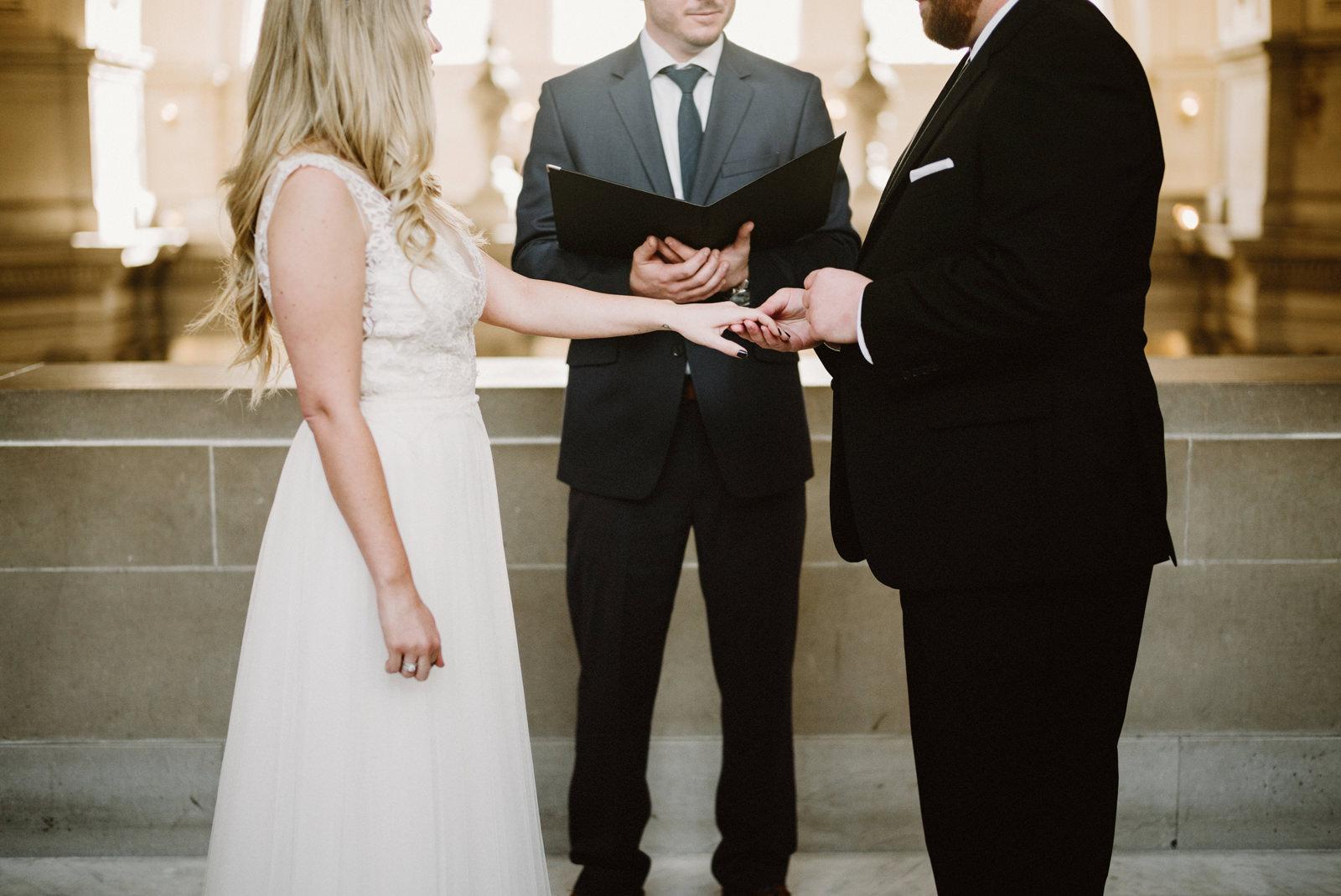 san-francisco-city-hall-elopement-23 SAN FRANCISCO CITY HALL INTIMATE WEDDING