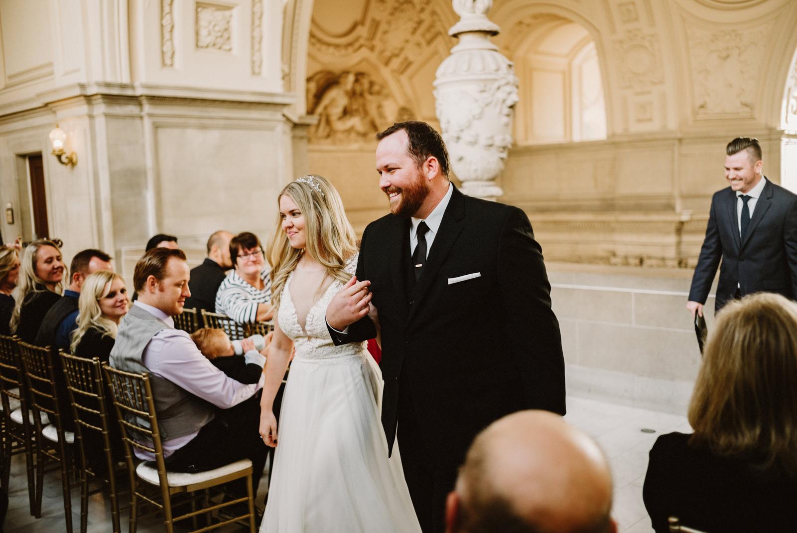 san-francisco-city-hall-elopement-26 SAN FRANCISCO CITY HALL INTIMATE WEDDING