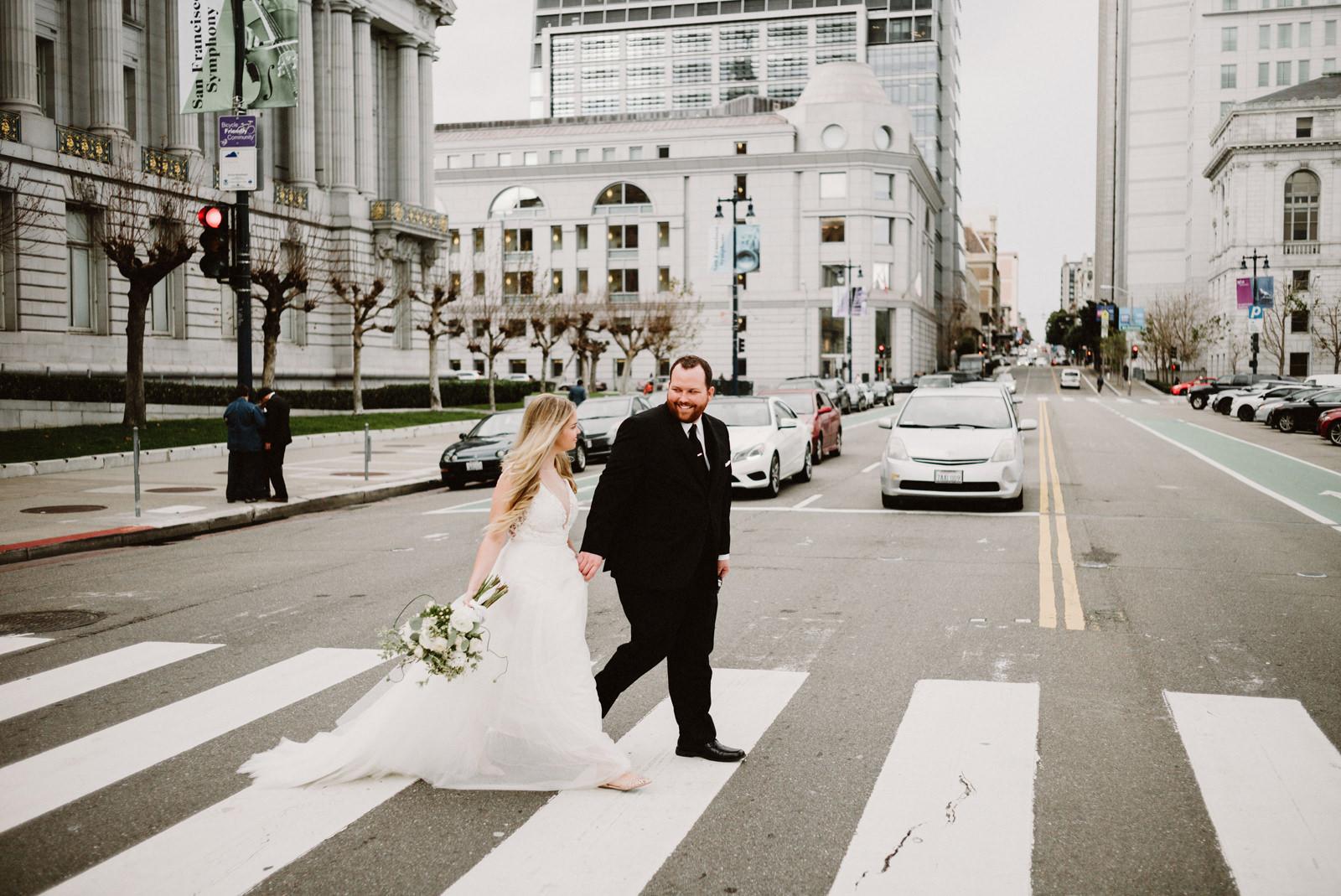 san-francisco-city-hall-elopement-30 SAN FRANCISCO CITY HALL INTIMATE WEDDING