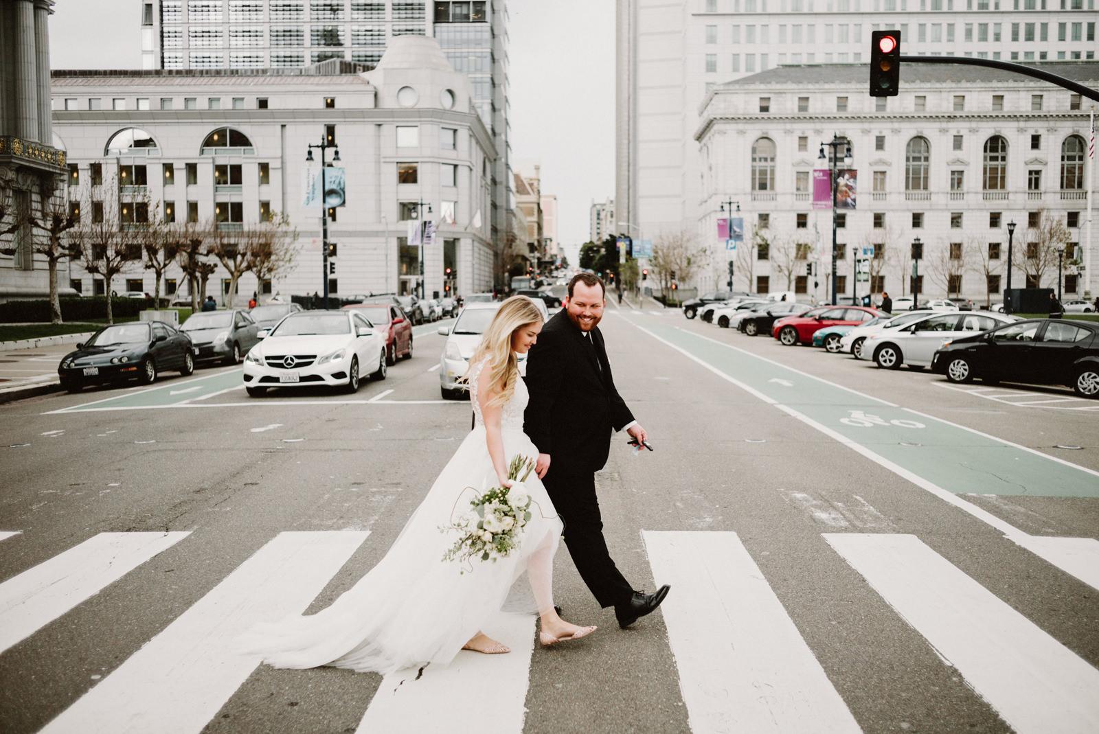 san-francisco-city-hall-elopement-31 SAN FRANCISCO CITY HALL INTIMATE WEDDING