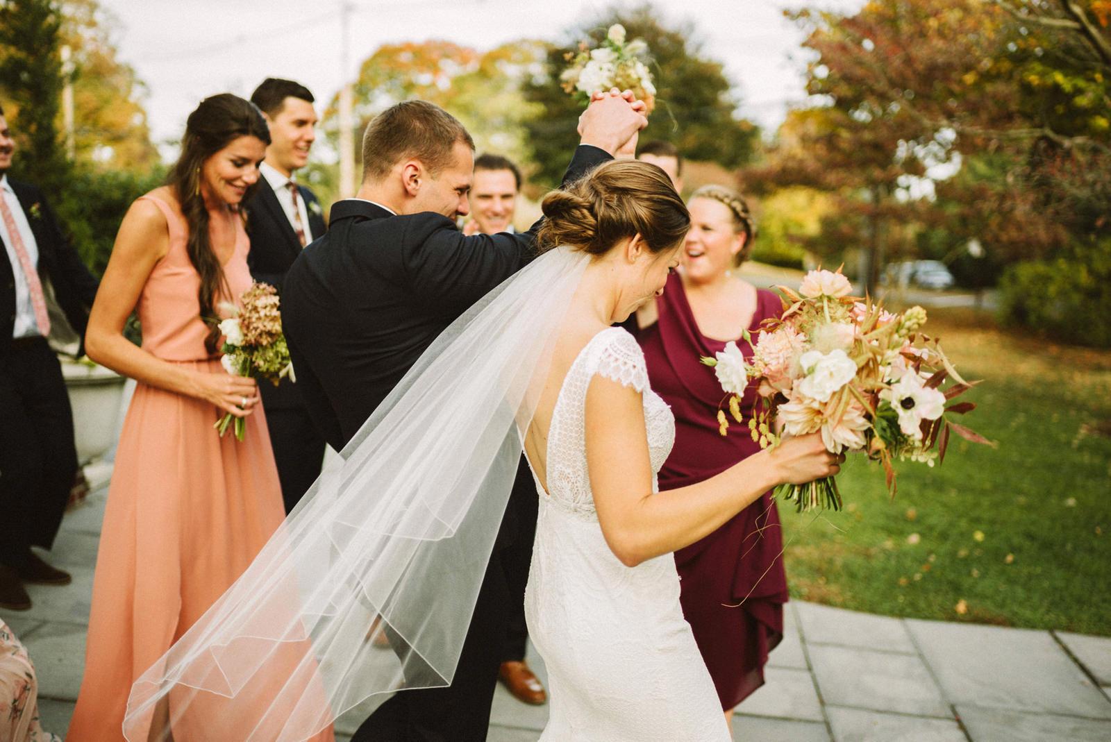 bridgeport-wedding-084 BRIDGEPORT, CONNECTICUT BACKYARD WEDDING