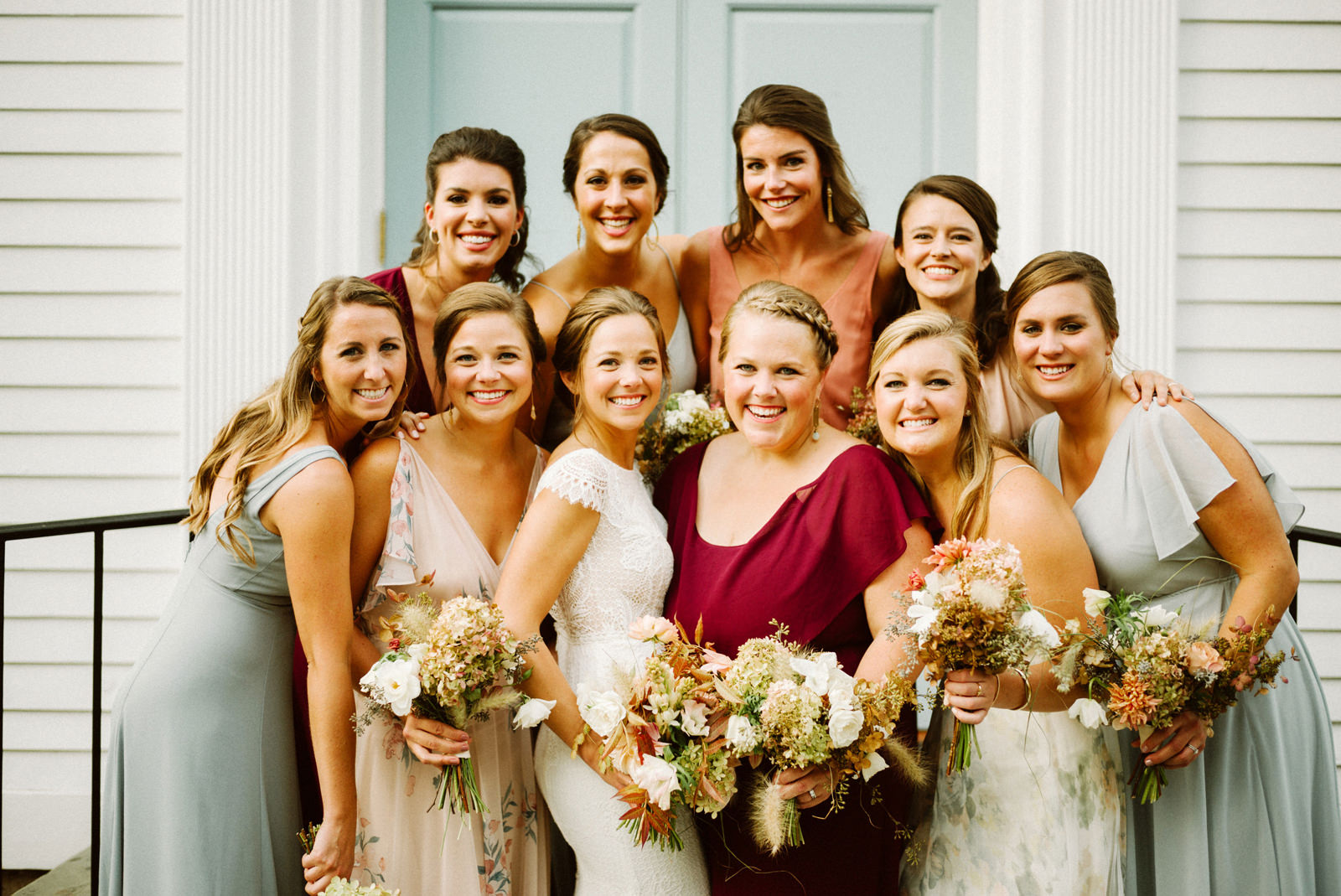 bridgeport-wedding-086 BRIDGEPORT, CONNECTICUT BACKYARD WEDDING