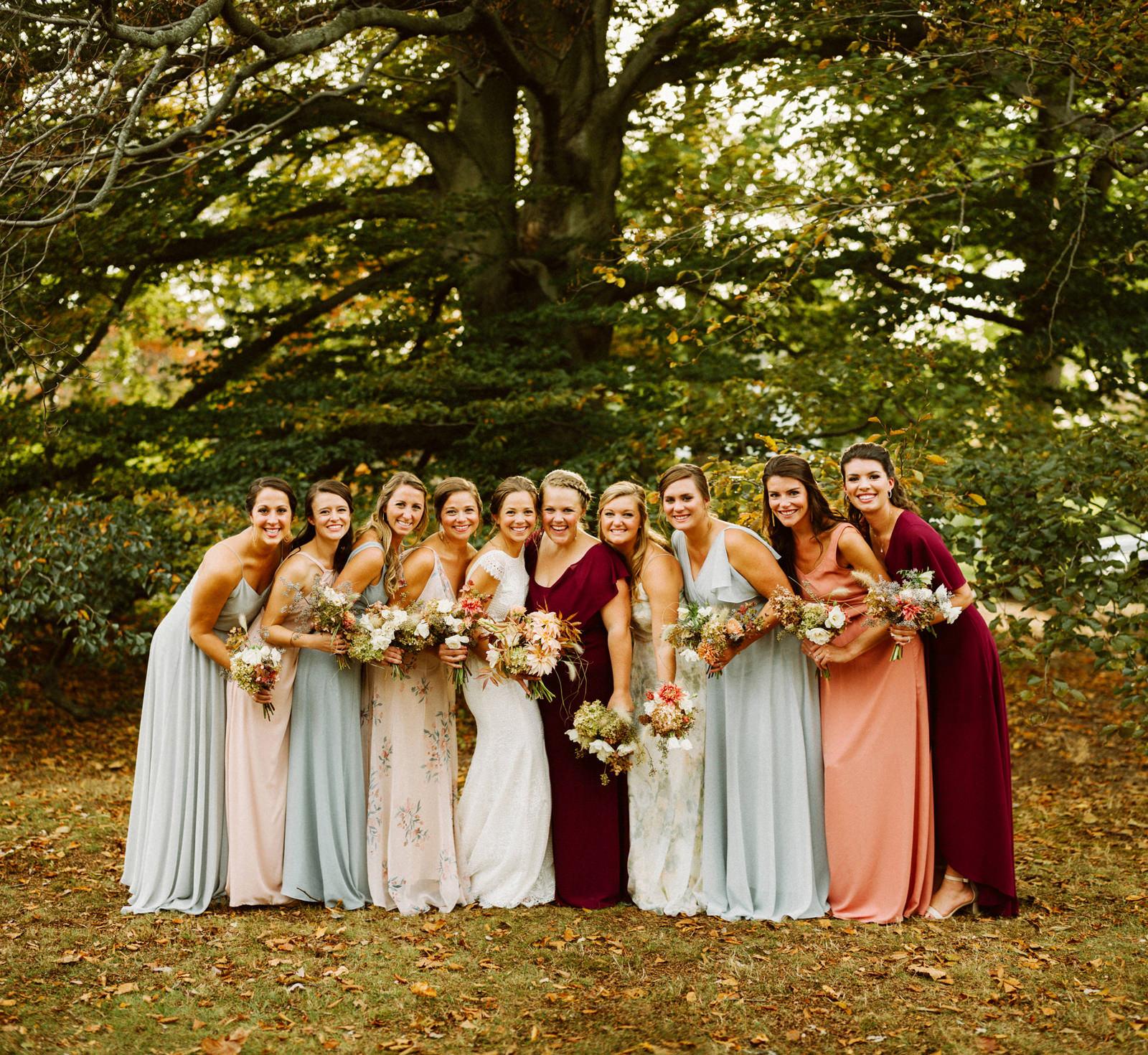 bridgeport-wedding-095 BRIDGEPORT, CONNECTICUT BACKYARD WEDDING