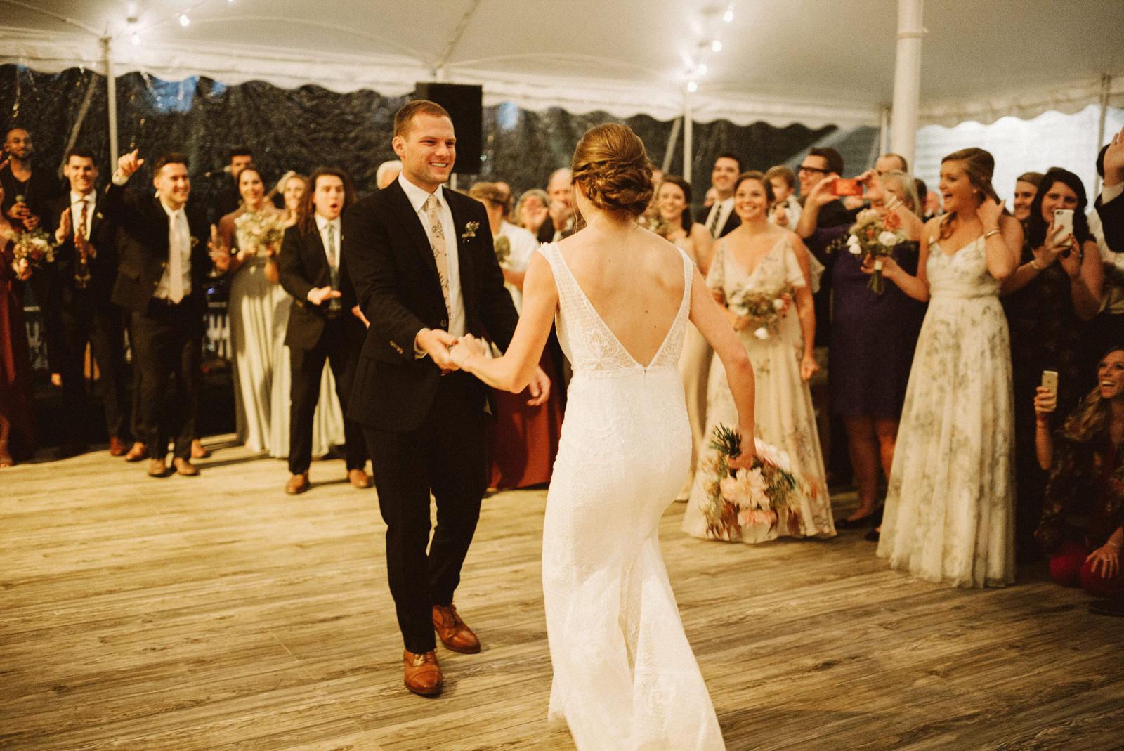 bridgeport-wedding-140 BRIDGEPORT, CONNECTICUT BACKYARD WEDDING