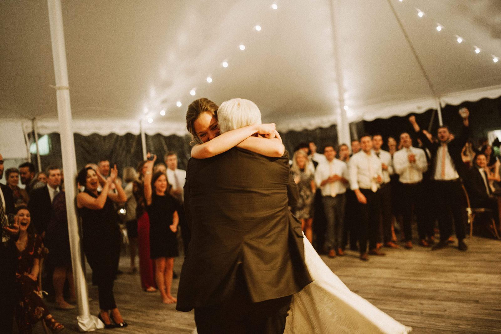 bridgeport-wedding-162 BRIDGEPORT, CONNECTICUT BACKYARD WEDDING
