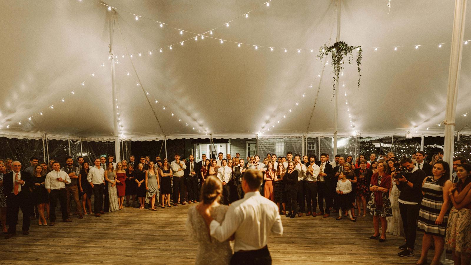bridgeport-wedding-163 BRIDGEPORT, CONNECTICUT BACKYARD WEDDING